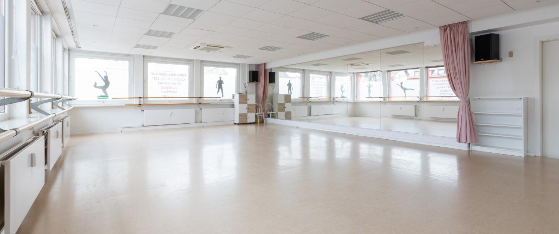 Tanzbühne Saal